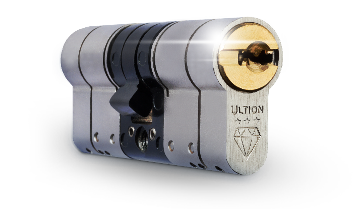 Ultion Key Cutting Woking